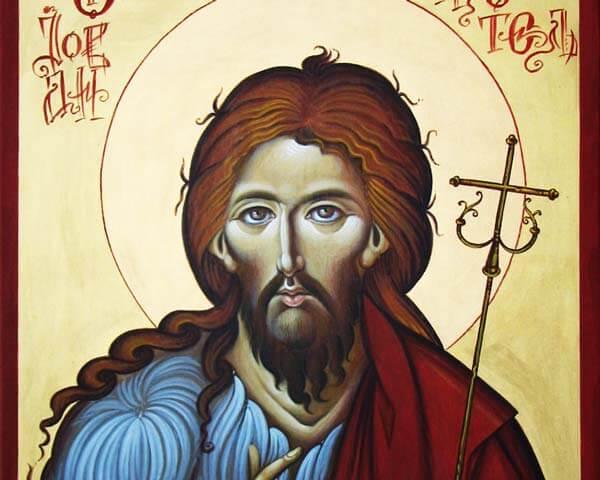 Srećna slava svima koji slave Sv.Jovana 20.1.2015.