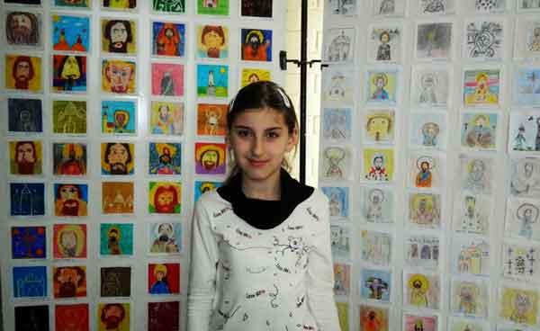Proslava školske slave Svetog Save u palilulskim školama