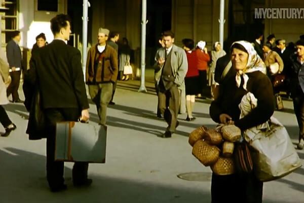 Neverovatan video snimak Beograda iz 1961. godine u koloru