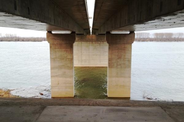 Ispod Pupinovog mosta pronađeno telo muškarca - 2015