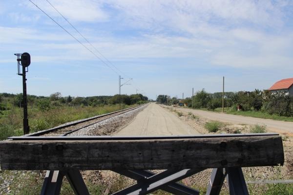 OPREZ! Uključenja napona na novom delu pruge Pančevački most - Pančevo-2015