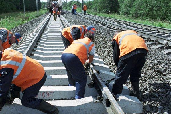 Vozovi su krenuli novim kolosekom od Krnjače do Ovče - 2015