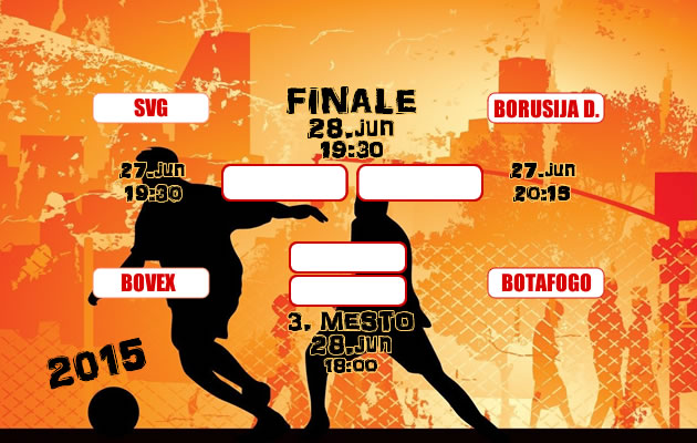 Večeras polufinale Vidovdanskog turnira 2015