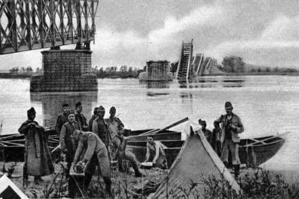 80 godina od otvaranja Pančevačkog mosta (1935. - 2015.)