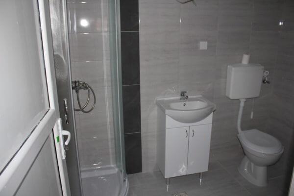 Novo kupatilo za porodicu Makrenić iz Borče - 2015