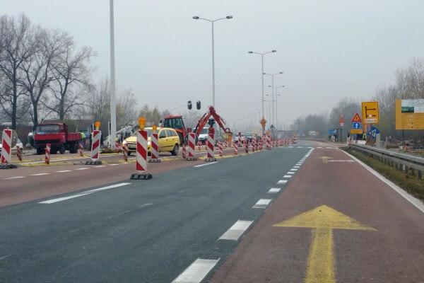 Počelo spajanje Pančevačkog puta sa pristupnom saobraćajnicom