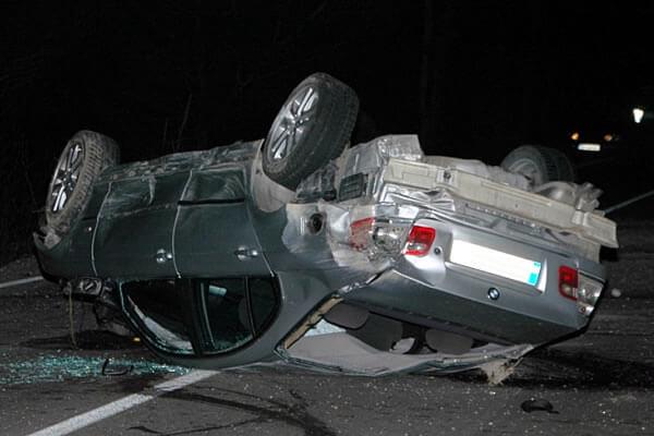 Teška saobraćajna nesreća na Zrenjaninskom putu - 2015