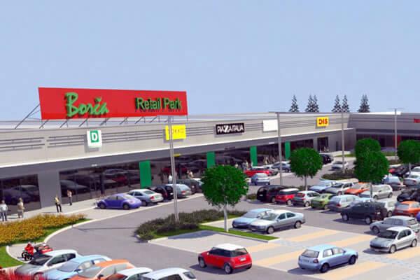 EKSKLUZIVNO: Kako će izgledati Borča Retail Park - 2016