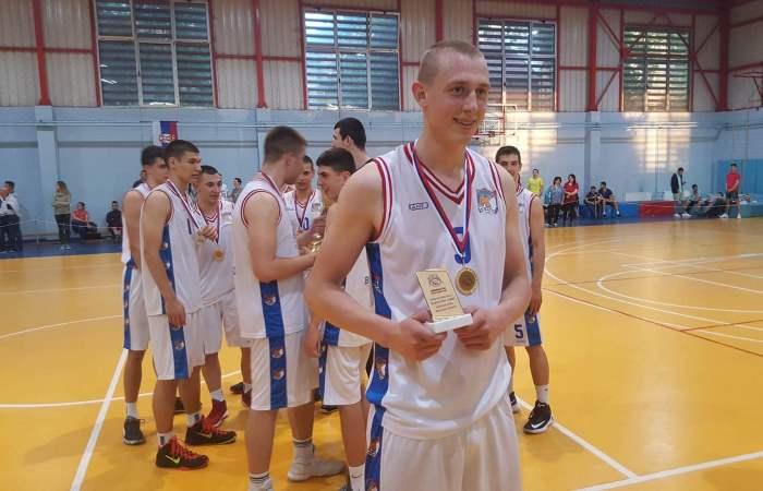 Alen Smailagić iz KK Beko je proglašen za MVP turnira
