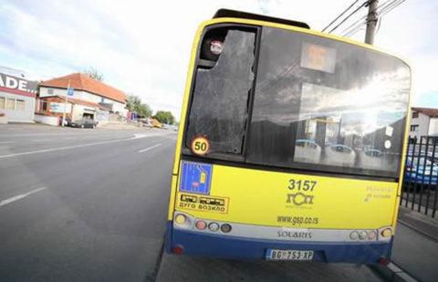 Sudar autobusa Zrenjaninski put, LOBI
