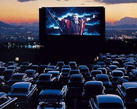 drajv in bioskop
